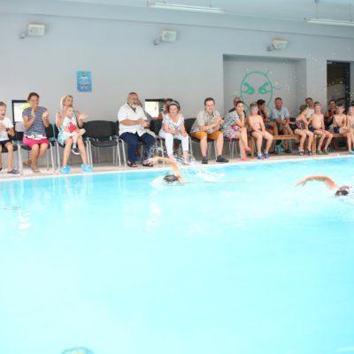 Zawody na basenie 2018