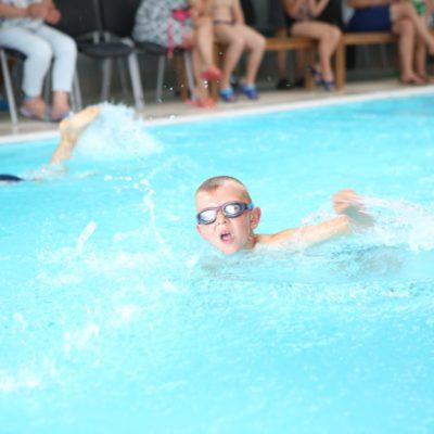 Zawody pływackie 2018